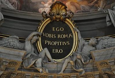 ego vobis romae
