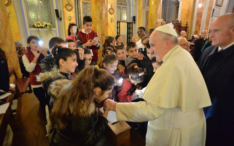 papa francisc refugiati turcia