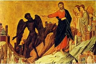 Isus Biruitorul ispitelor