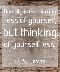 humility lewis