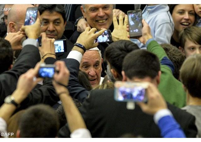 papa neo catecumenal