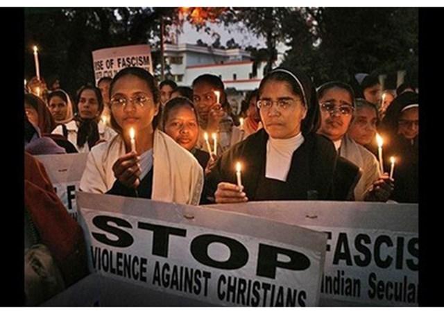 violente India