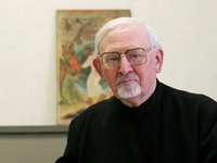 Peter Hans Kolvenbach, Superior General of the Society of Jesus, Rome, May 12, 2006.