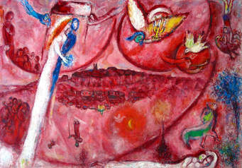 mark chagall pictures