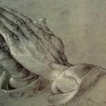 maini in rugaciune